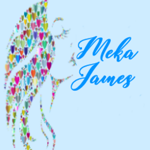 meka james logo